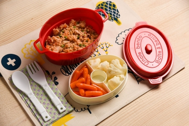 Lunch Box Le Cocotte Rot